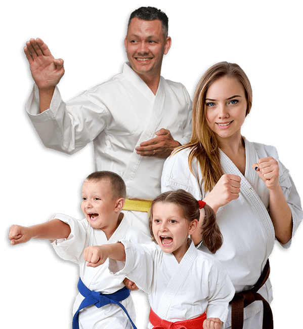 Martial Arts Lessons for Kids in Carmichael CA - Kids Adults Group Martial Arts Home Banner